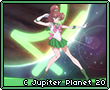 Crystal Jupiter Planet