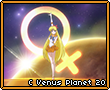 Crystal Venus Planet