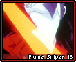 Flame Sniper 13