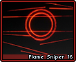 Flame Sniper 16